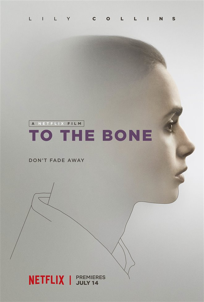 To the Bone (Netflix) Large Poster