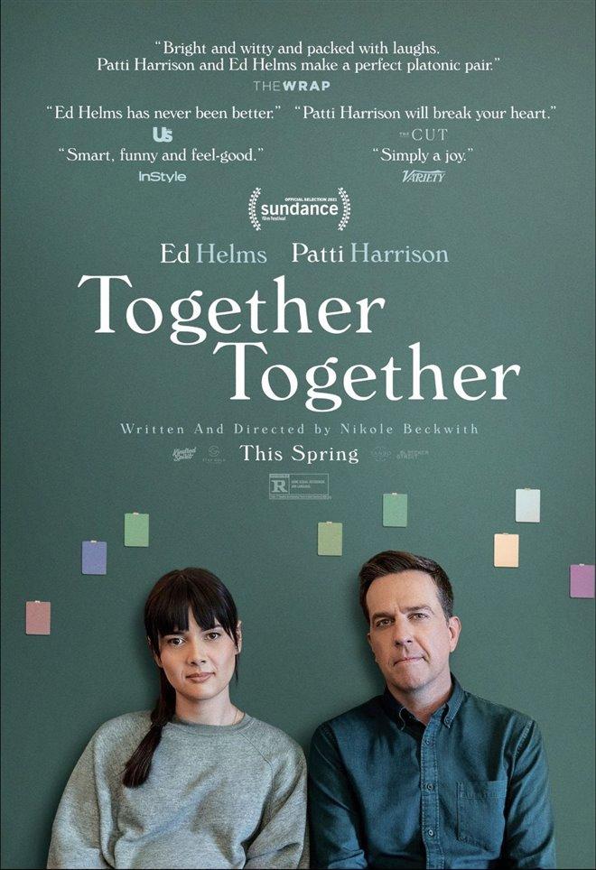 Together Together Large Poster