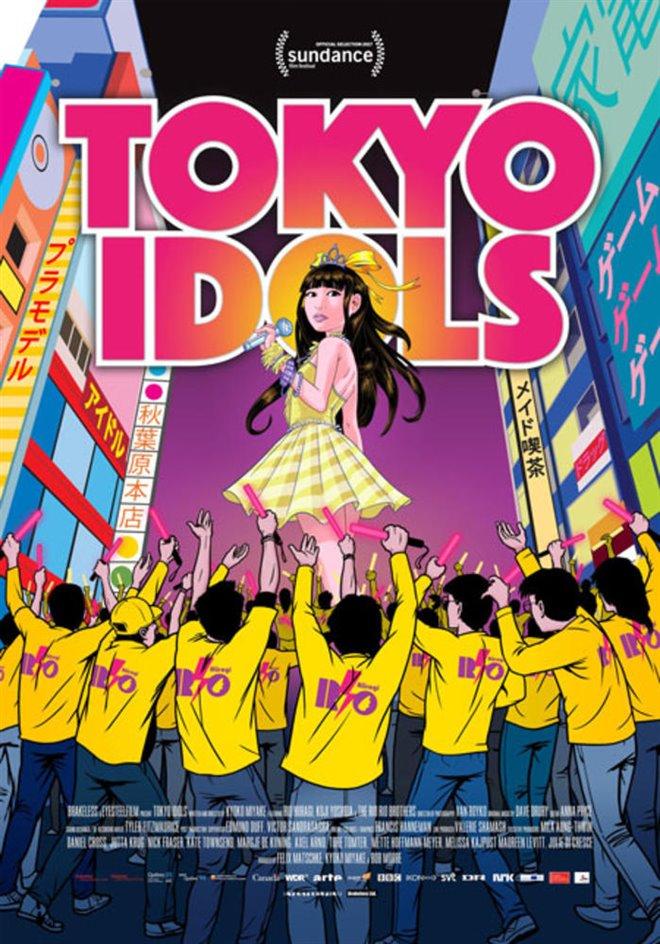 Tokyo Idols (v.o.s.-t.f.) Large Poster