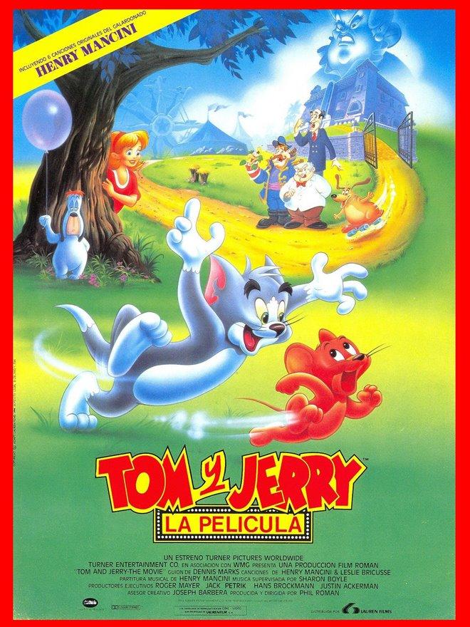 Tom y Jerry: La película Large Poster