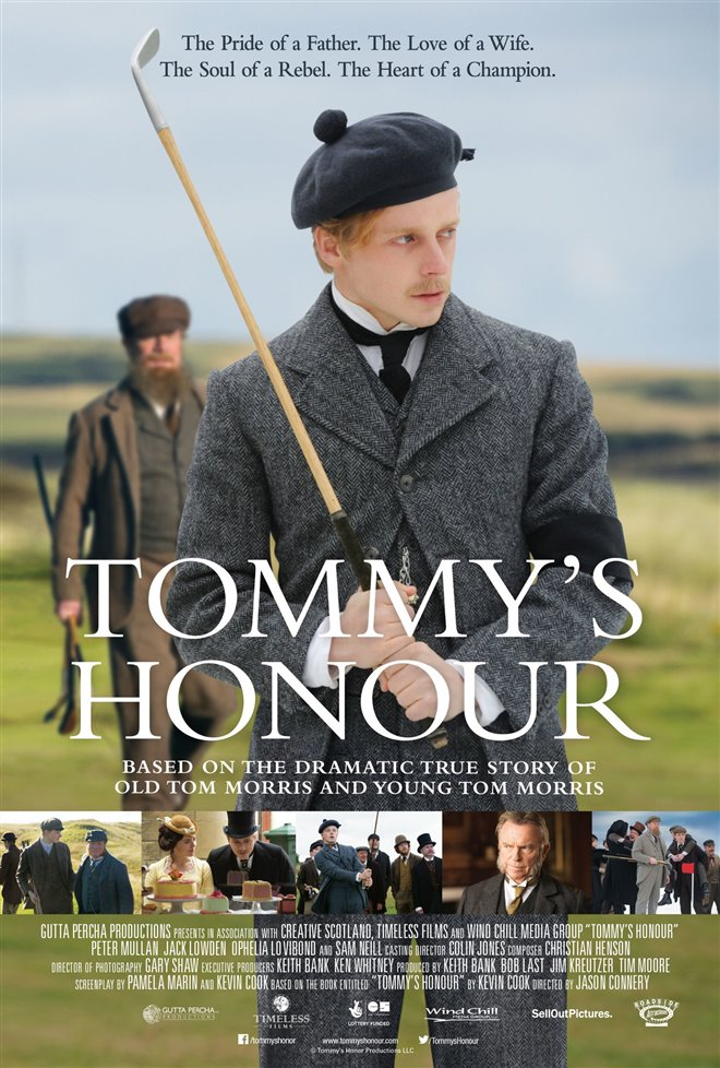 Tommy's Honour Large Poster