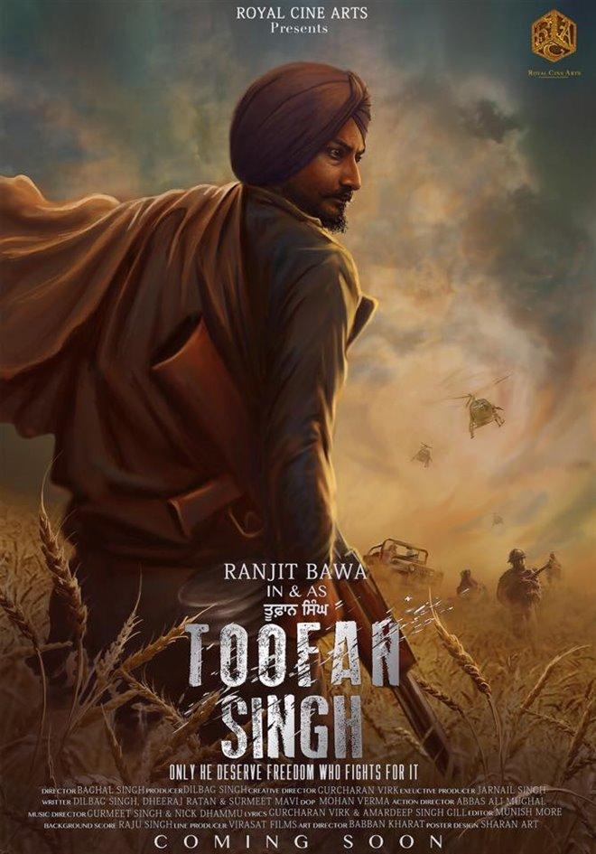 Toofan Singh Large Poster