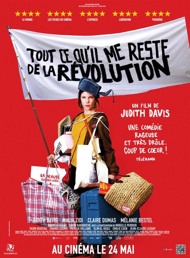 Tout ce qu'il reste de la révolution Large Poster