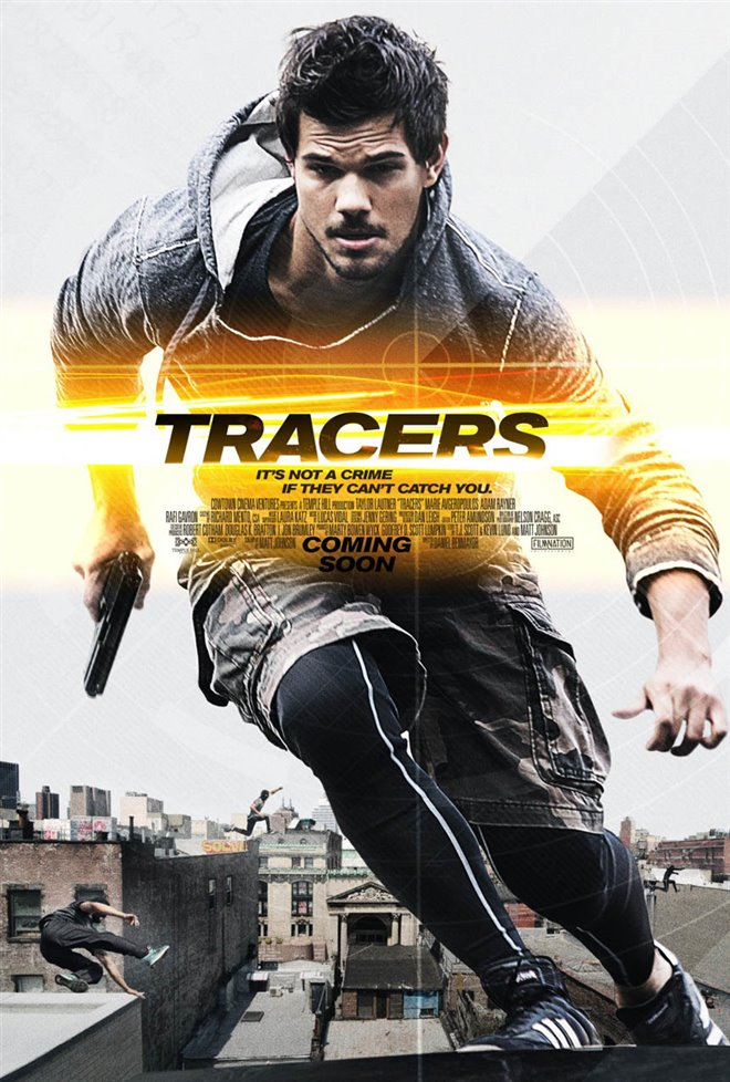 Tracers (v.o.a.) Large Poster