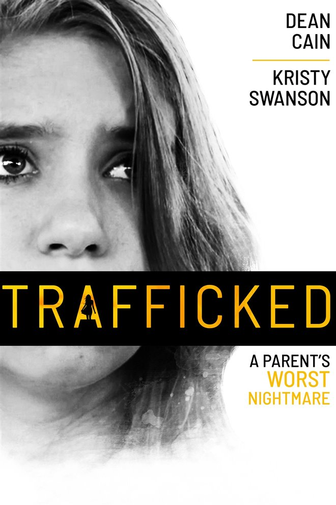 Trafficked: A Parent's Worst Nightmare Large Poster