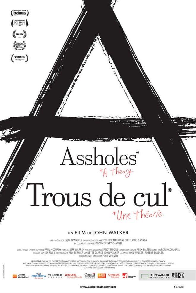 Trous de cul : Une théorie (v.o.a.-s.t.f.) Large Poster