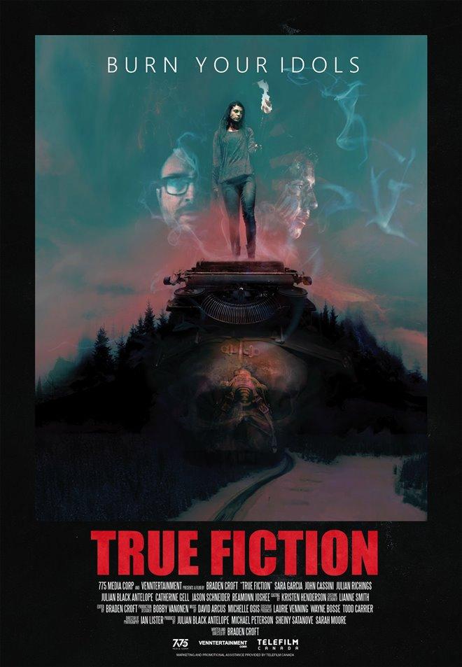 True Fiction Poster