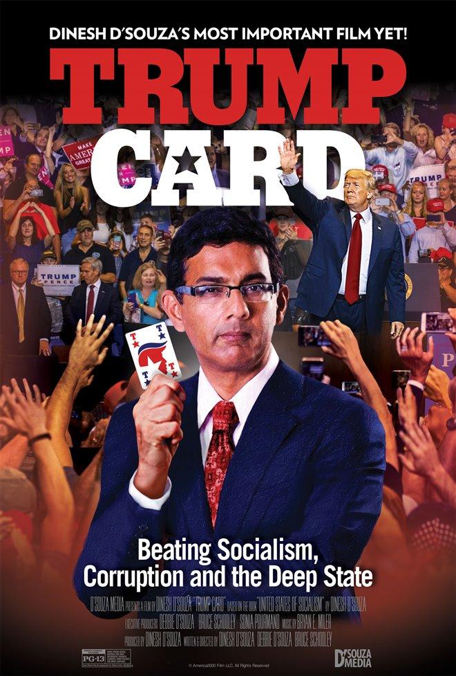 Trump Card Large Poster