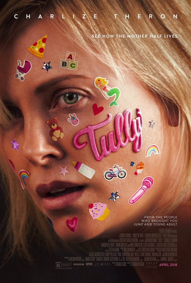 Tully Large Poster