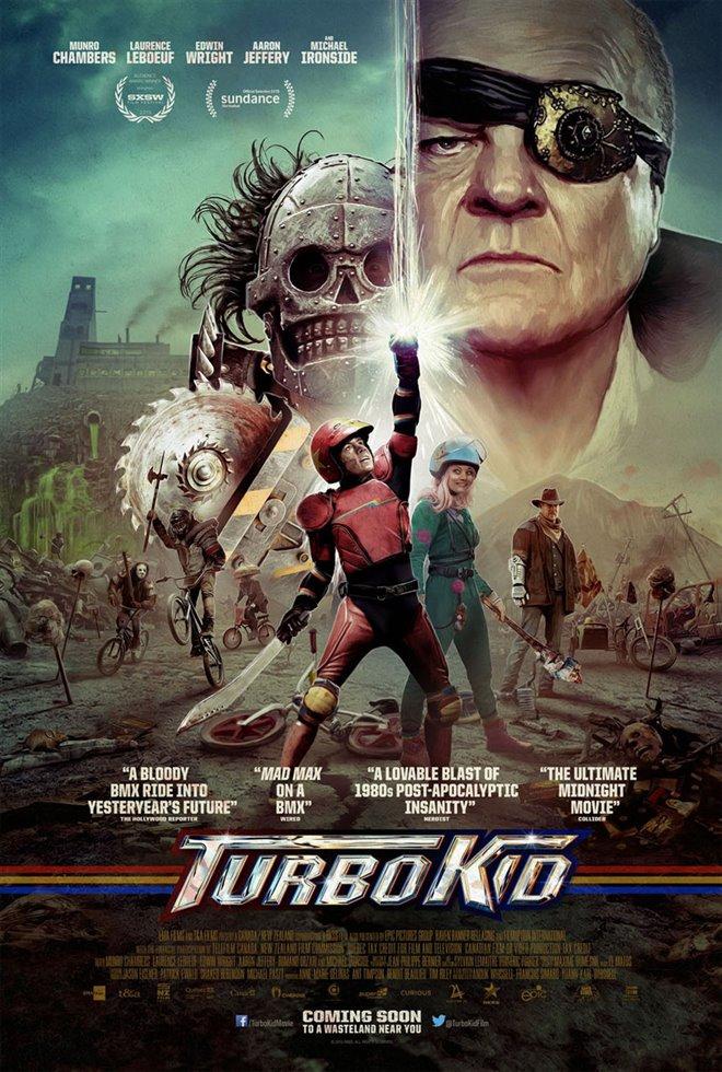 Turbo Kid Large Poster