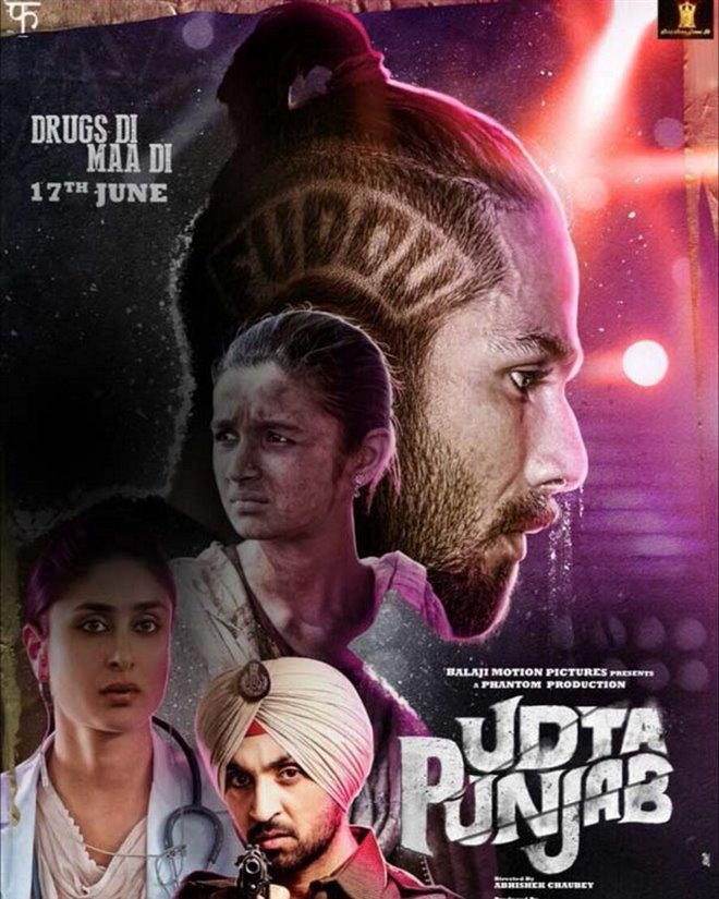 Udta Punjab Large Poster