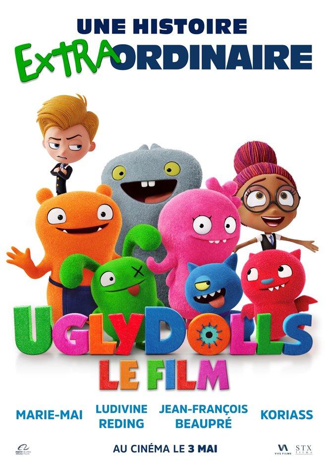 UglyDolls : Le film Large Poster