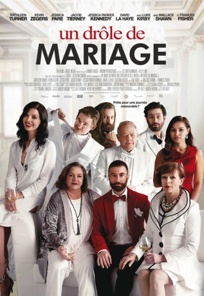 Un drôle de mariage (v.o.a.) Large Poster
