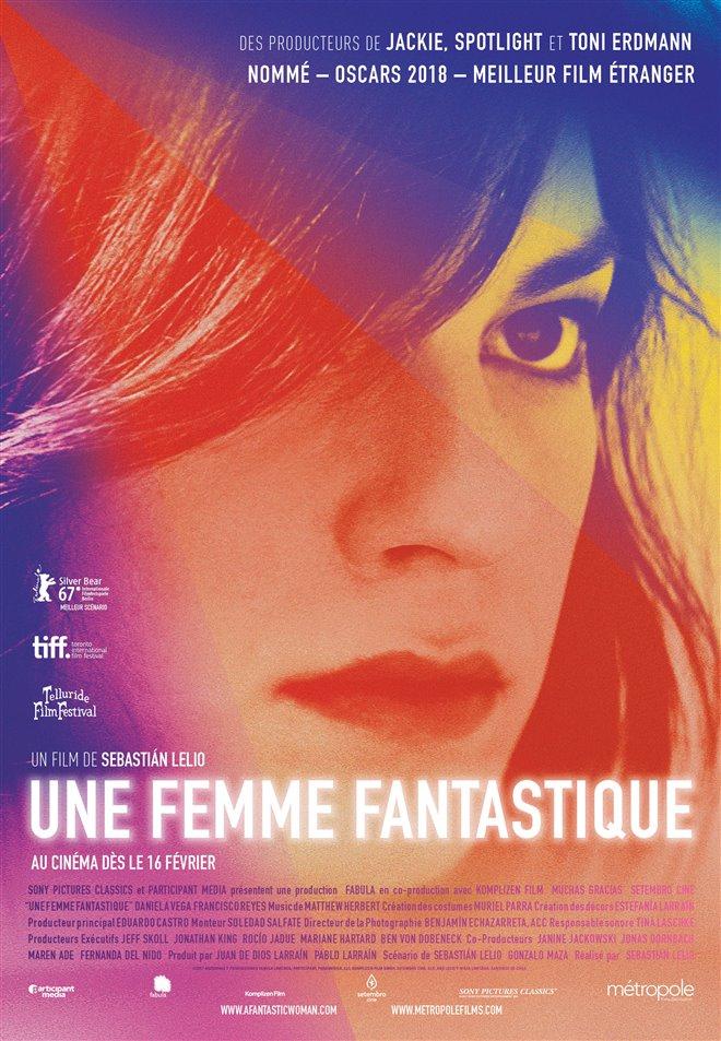 Une femme fantastique (v.o.s.-t.f.) Large Poster