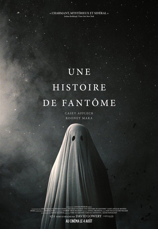 Une histoire de fantôme (v.o.a.s.-t.f.) Large Poster