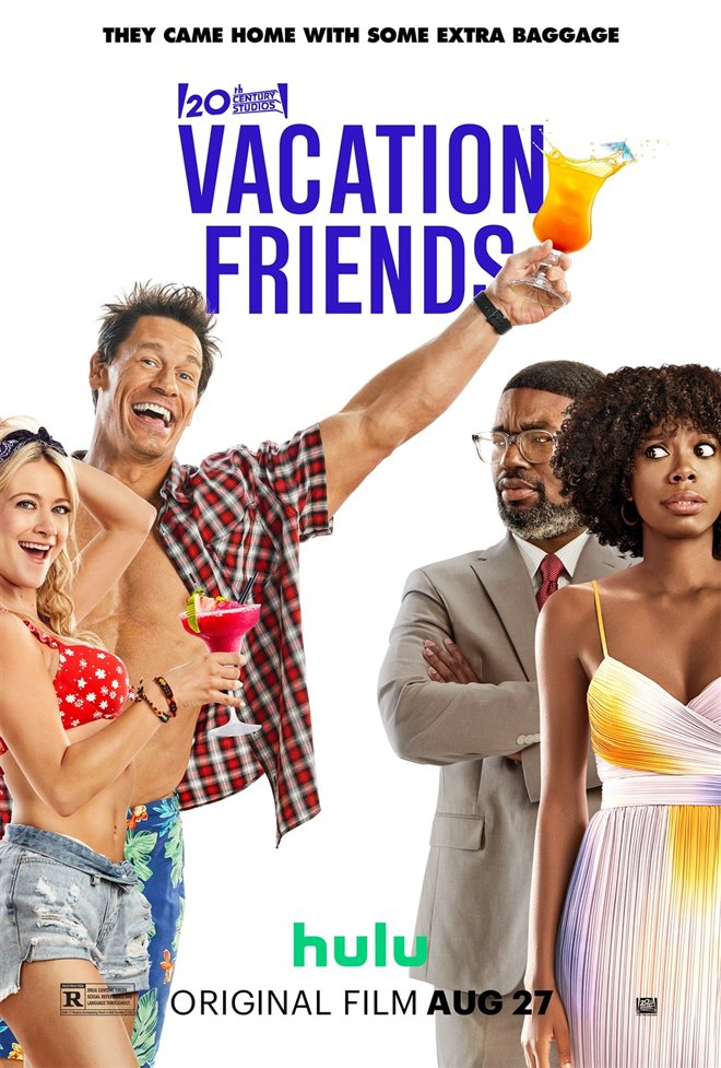 Vacation Friends Large Poster