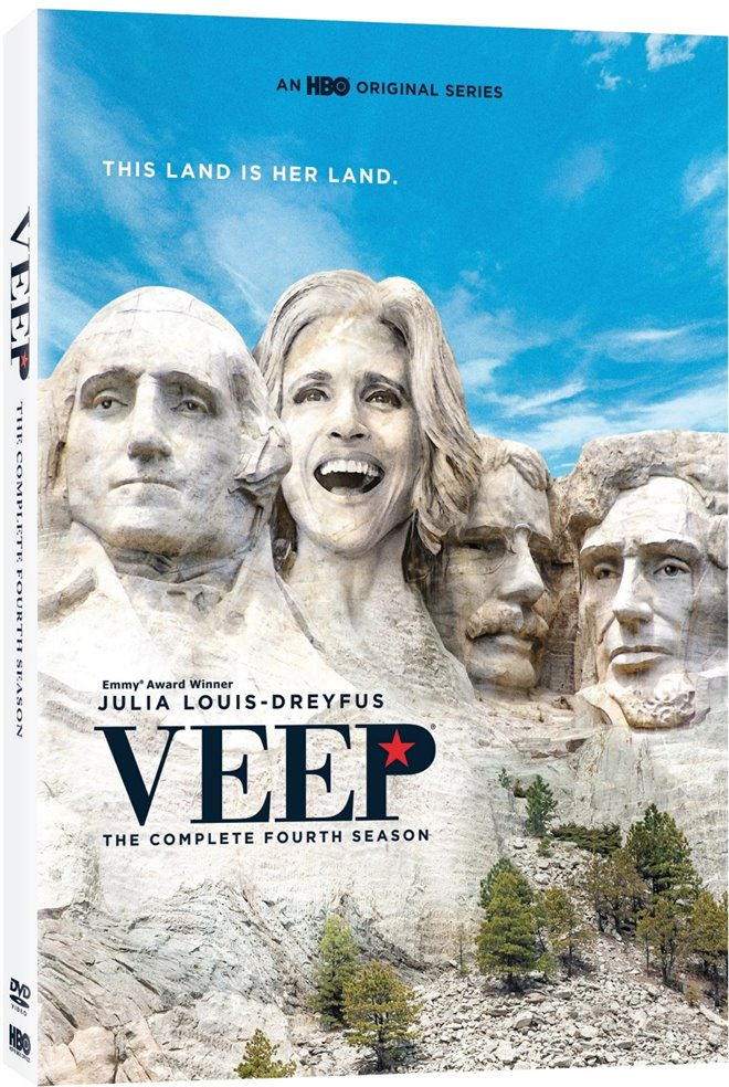 Veep: The Complete Fourth Season Large Poster