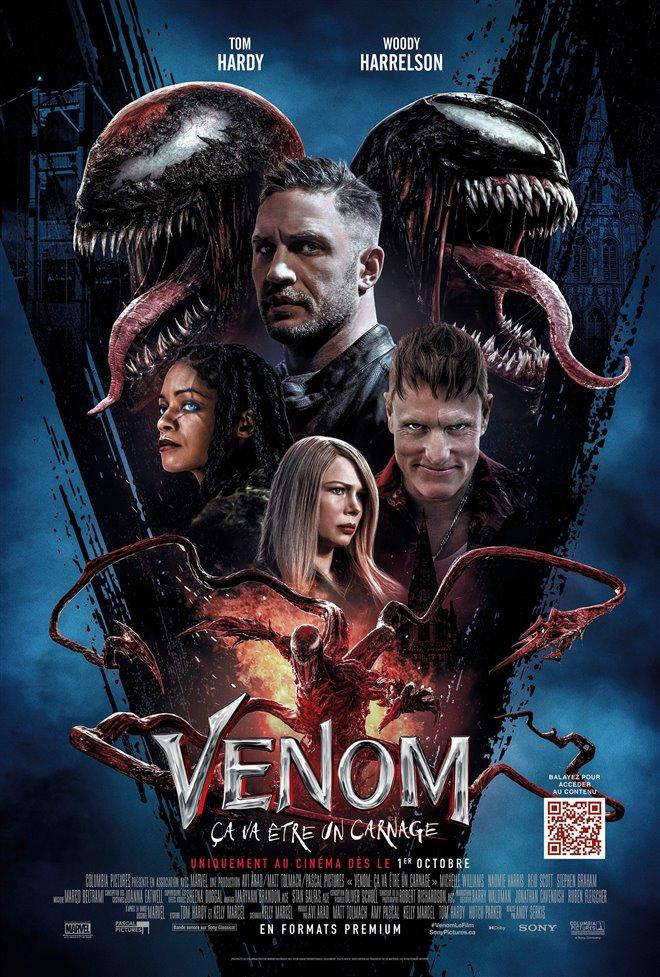 Venom : Ça va être un carnage Large Poster