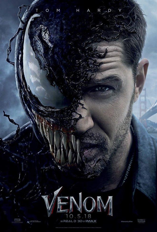 Venom (v.f.) Large Poster