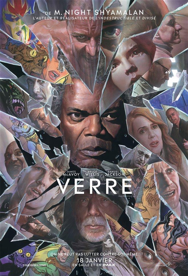 Verre Large Poster
