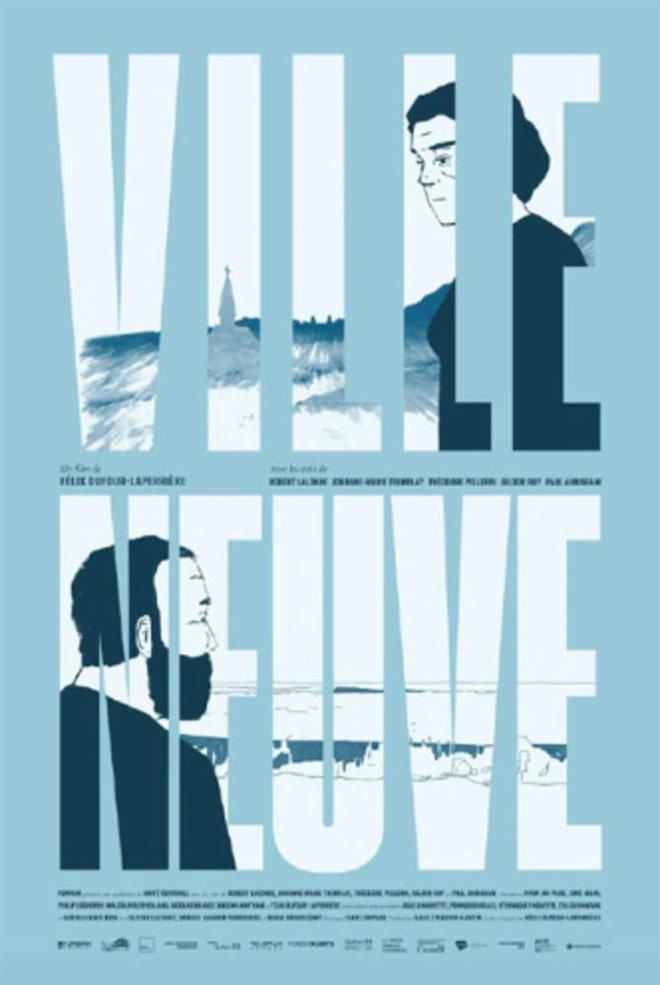 Ville Neuve (v.o.f.) Large Poster