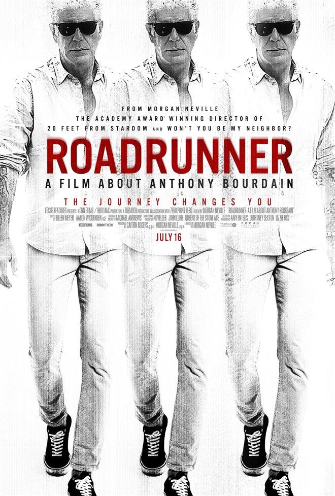 Voyages d'un chef: un film sur Anthony Bourdain (v.o.a.s-t.f.) Large Poster