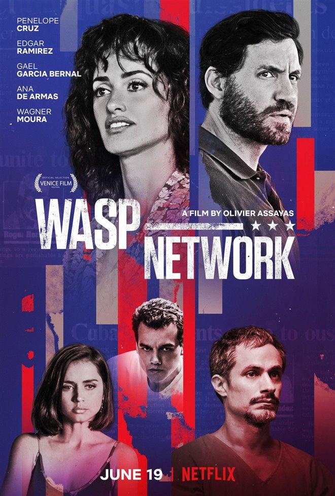 Wasp Network (Netflix) Large Poster
