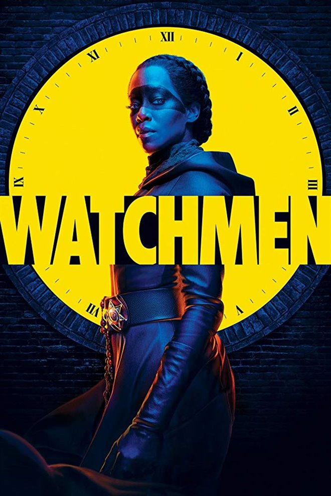 Watchmen (HBO) Large Poster