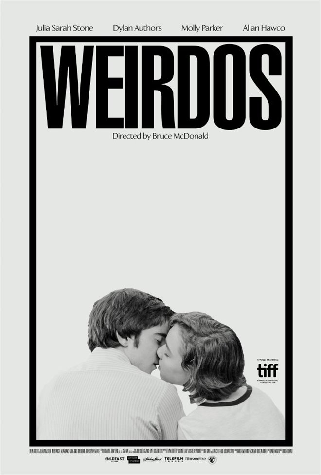 Weirdos (v.o.a.s.-t.f.) Large Poster
