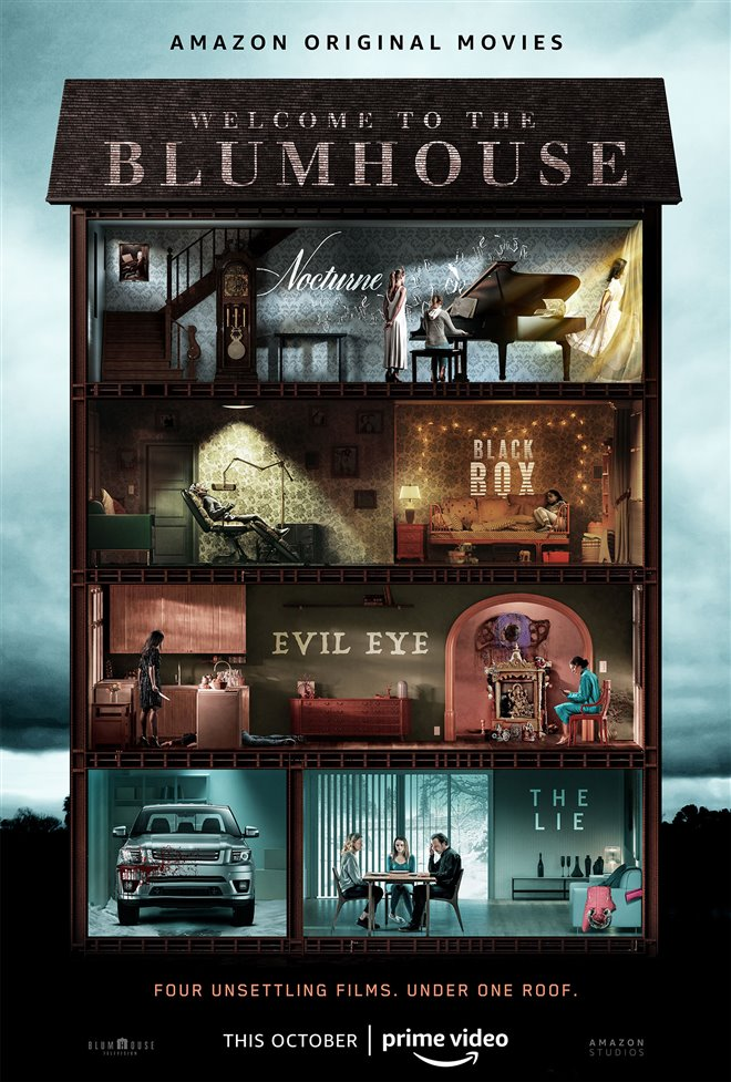 Welcome to the Blumhouse (Amazon Prime Video) Large Poster