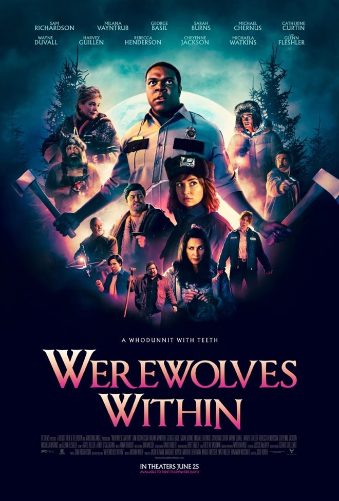 Werewolves Within Large Poster