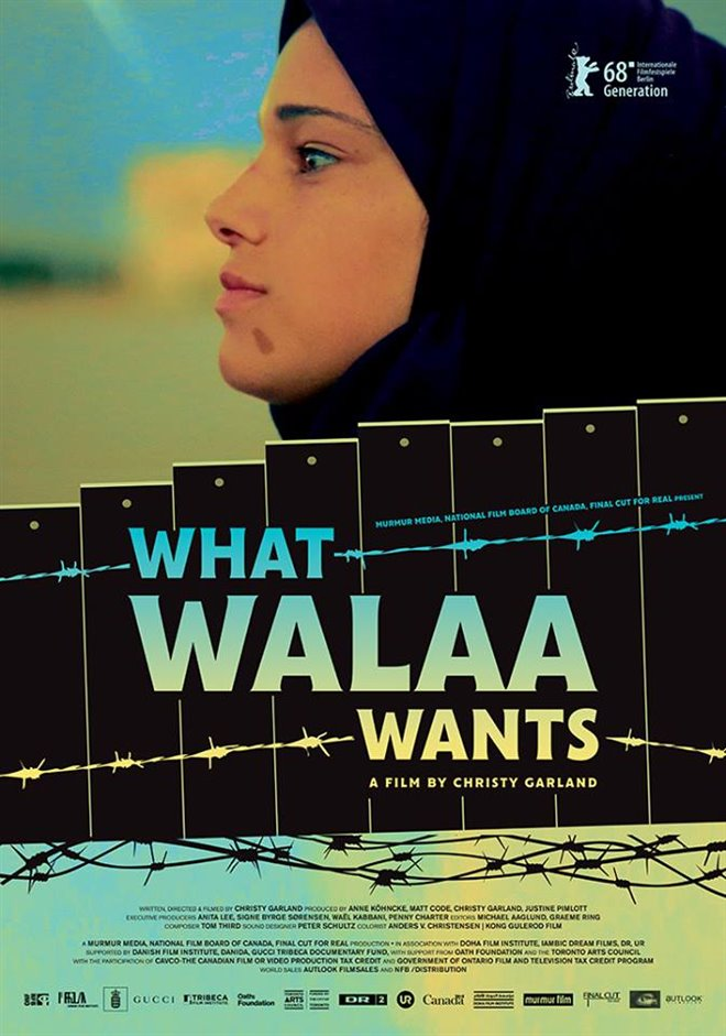What Walaa Wants Large Poster