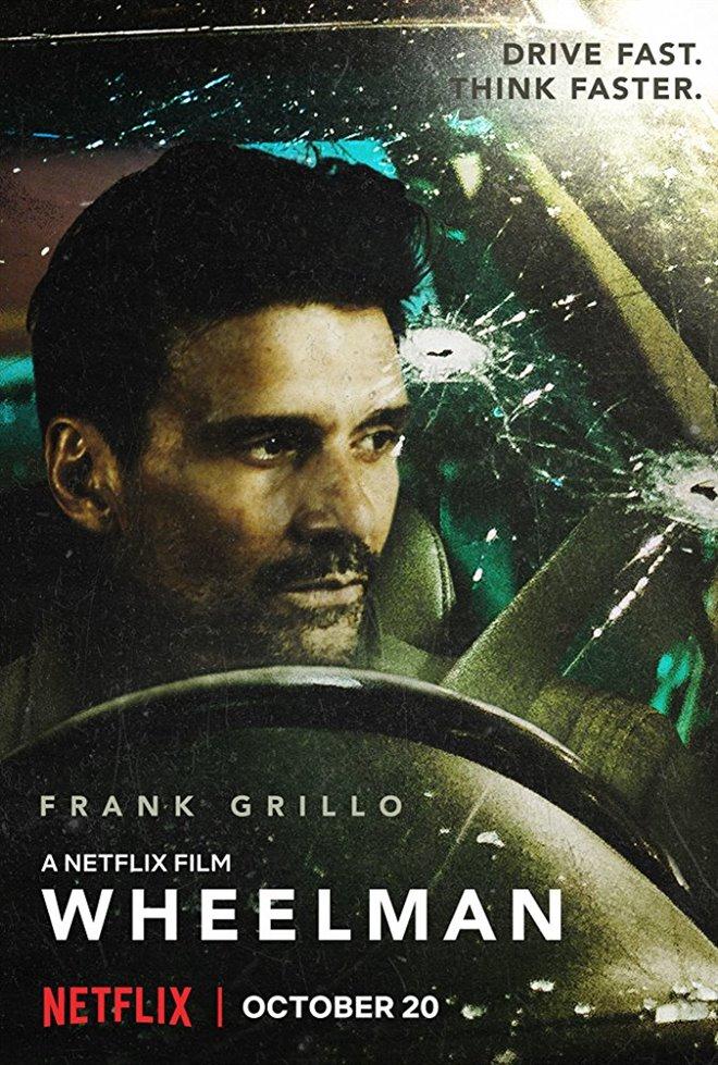 Wheelman (Netflix) Large Poster