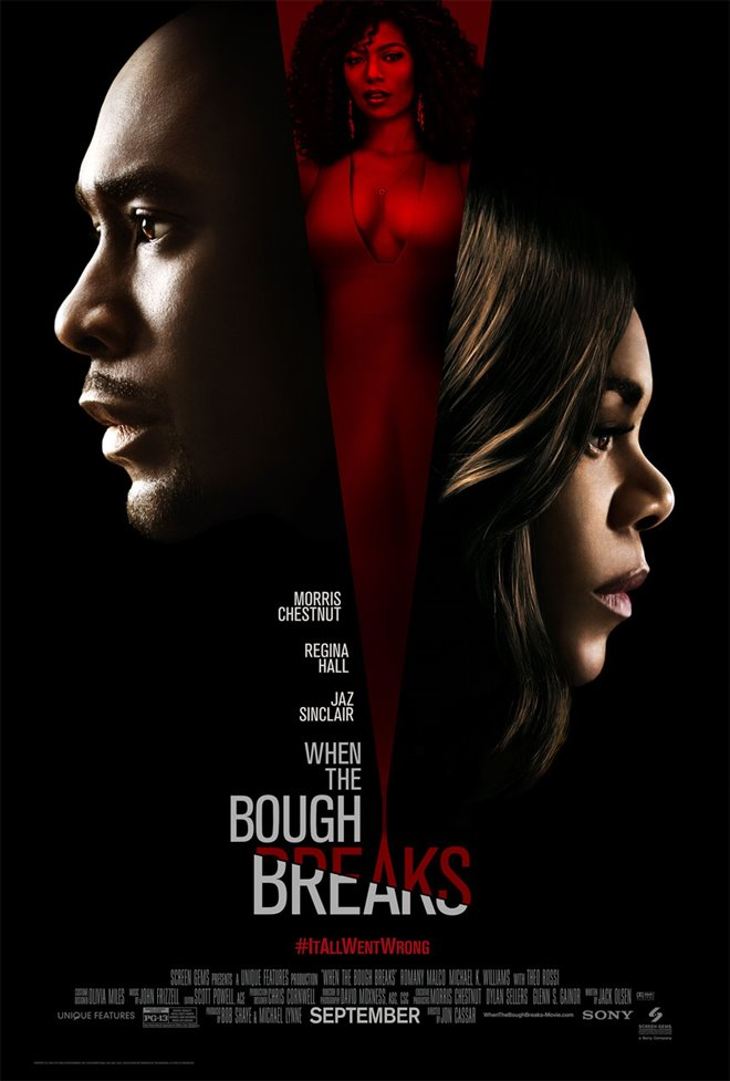 When the Bough Breaks Large Poster