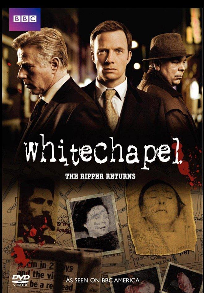 Whitechapel (BritBox) Large Poster