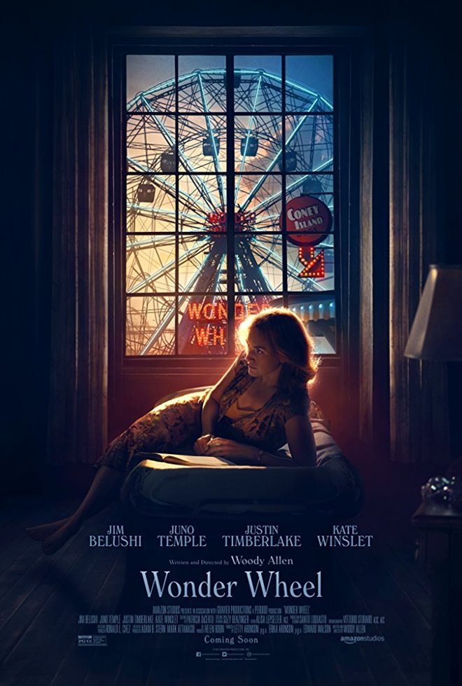Wonder Wheel (v.f.) Large Poster