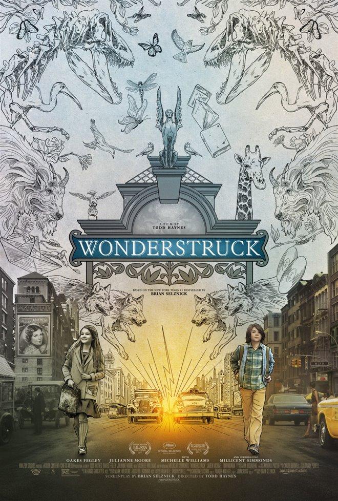 Wonderstruck Large Poster