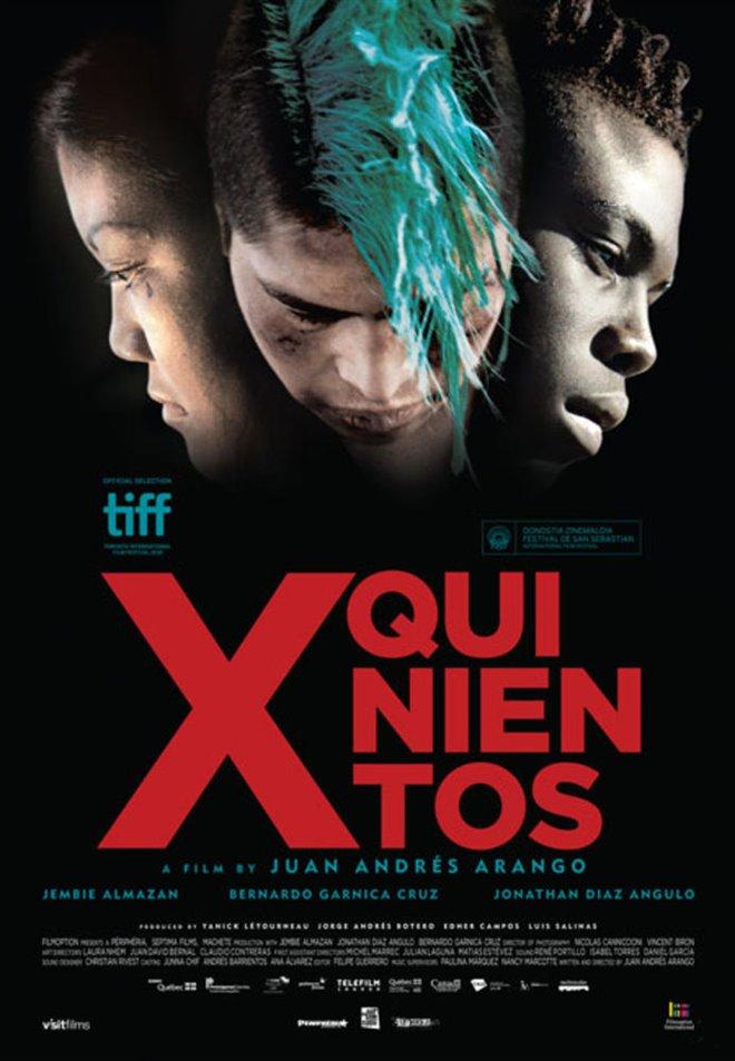 X Quinientos (X500) Large Poster
