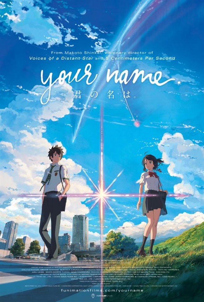 Your Name. Large Poster