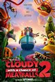 Cloudy with a Chance of Meatballs 2 Poster