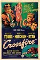 Crossfire (1947) Poster