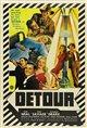 Detour (1945) poster