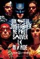 La ligue des justiciers Poster