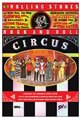 Rolling Stones Rock & Roll Circus Poster