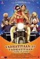 Vadhayiyaan Ji Vadhayiyaan Poster