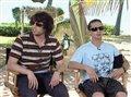 Jon Heder & Shia LaBeouf (Surf's Up)