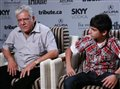 Om Puri & Aqib Khan (West is West)
