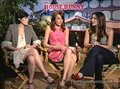 Rumer Willis, Emma Stone & Katharine McPhee (The House Bunny) interview