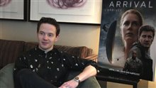 Mark O'Brien Interview