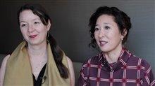 Ann Marie Fleming & Sandra Oh Interview